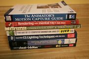 3ds Studio Max Books Lot Cg Lighting Rendering Mental Ray How To Cheat