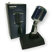 Vin Scully Signed Shure Super 55 Microphone Dodgers Announcer Psa 8a78245