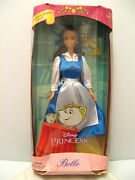 Disney Belle Doll From My Favorite Fairytale Collection Beauty And The Beast - Nib