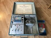 Rca Wt-110a Vacuum Tube Tester Cardmatic For Parts Only