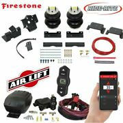 Firestone 2598 Air Bags And Wireless Airlift 14-21 Ram 2500 W/ Coil Spring-rear