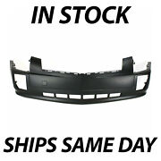 New Primered - Front Bumper Cover Replacement For 2004-2009 Cadillac Srx 04-09