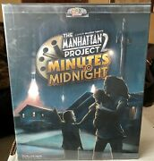 The Manhattan Project Minutes To Midnight - Minion Games - New Board Game