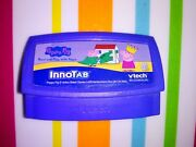 Vtech Innotab 1 2 3 3s Max Game Cartridge Read And Play With Peppa Pig