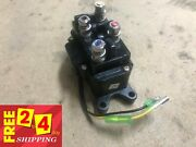 100 New Atv Winch Solenoid Relay Switch For Warn 2000 2500 3000 4000 4500 Lb