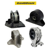 Engine And Trans Mount 4pcs. 96-99 For Mitsubishi Eclipse 2.0l W/o Turbo For Auto.
