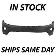 New Primered - Front Upper Bumper Cover For 2014 2015 2016 Jeep Grand Cherokee