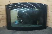 Convertible Glass Roof Top Panel Assembly Black 040u Mercedes Sl63 R231 Damage