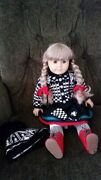 Kristen American Girl Doll Early Make Good Condition Lots Of Accessories