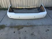 2006-2009 Bentley Azure Rear Bumper Cover With Signal Opt. And Sensor Opt. Oem
