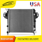 Radiator For 2002-2006 Jeep Liberty Base Renegade 3.7l V6 W/oil Cooler 2481