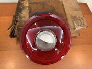 Nos 1957 57 Ford Fairlane Thunderbird And Only 1958 58 Ranchero Tail Light Lamp