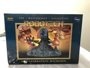 Masterpiece Robotech New Generation Bookends Rook Bartleyandrsquos Vfa-6z