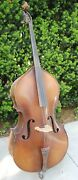 1954 King Mortone 3/4 Bass Violin H N White Company 2939 Local Pick Up Only