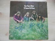 Ten Years After Autogramme Signed Lp-cover A Space In Time Vinyl