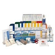 First Aid Only 4 Shelf Ansi First Aid Refill Kit W/medication 90625 Free Ship