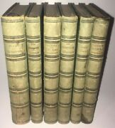 Leather Setworks Alfred Tennysonpoetry Complete Edition First1865 Raregift