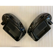 Abs Lower Vented Led Fairing Water-cooled Systerm For 2014-2018 Harley Touring