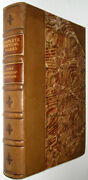 Leatherworks Of Whittier 1894 Complete Antiquarian Gorgeous Rare Gift Emerson