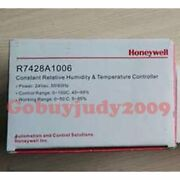 New Honeywell R7428a1006 Temperature And Humidity Controller 1 Year Warranty
