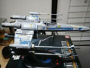 Star Wars T-65b X-wing Blue Leader 1/48 Moving Edition