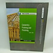 Carpentry Level 2 Nccerconnect 2.0 With Pearson Etext --access Card Paperback
