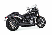 Freedom Performance Hd00765 Up Sweeps W/endcap Exhaust Fishtail End Cap
