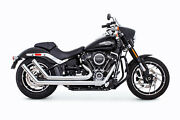 Freedom Performance Hd00758 Up Sweeps W/endcap Exhaust Star End Cap