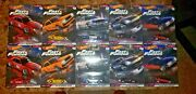 Hot Wheels Fast And Furious Fast Rewind Complete Set X 2 10 Car Lot New