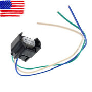 Ac Pressure Switch Sensor Connector Plug Pigtail For Nissan 370z Cube Mr306227