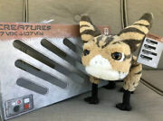 Star Wars Galaxyand039s Edge Exclusive Loth Cat Plush Toy And Containment Cage Disney