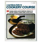 Purnell's Cordon Bleu Cookery Course Magazine No.60 Mbox140 Regional Dishes
