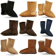 Emu Australia Womens Stinger Lo Boots - Various Sizes And Colors