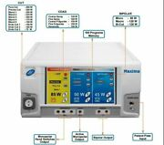 Advanced Model Electro Generator Surgical Electro Touch Screen Operation Model