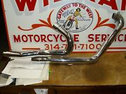 Victory Front / Rear Exhaust Header Pipe Set 1261089