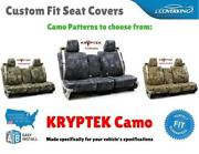 Seat Covers Ballistic Kryptek For Ford Excursion Custom Fit