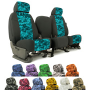 Seat Covers Mossy Oak Elements For Nissan Pathfinder Coverking Custom Fit