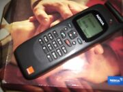 Nokia 9000i On And039orangeand039original Boxin A1 Condition+ A Reliable Working Battery