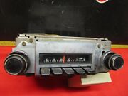 1970 Pontiac Firebird Trans-am Sd Am Radio Will Also Fit 1971-1977