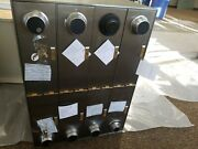 Deibold Nixdorf Combination Lock 8 Vault Bank Gun Cash Safe