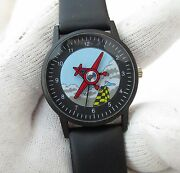 Air Race Championships Animated Plane Dial Mintmens Kids Watch1180