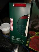 Starbucks Christmas 2019 Reusable Cold Cups 5 Pack Rare Htf Sold Out Venti
