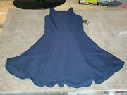 Taylor Dresseswomen's Corded Knit Dress With Lace Bodice Size 12