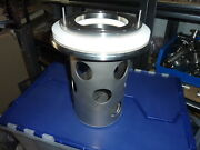 Axcelis Extraction Housing Assy. W/ Source Insulator For 3206 Or 6200 Ion Impla