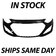 New Primered - Front Bumper Cover Replacement For 2013-2017 Hyundai Elantra Gt