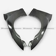 For Nissan Gtr R35 2017 My17 Oe-type Carbon Front Fender Kit Without Air Vents