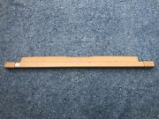 98-05 Mercedes Ml320 Trunk Cargo Luggage Roller Shade Cover Tan 1638600075 Oem