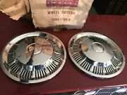 1962 Ford Galaxie 500 Xl Hubcap Wheel Cover Set 14 Sunliner Country Squire