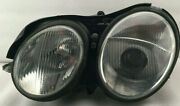 Used Mercedes Cl-class 2000-2002 Driver Side Oem Headlight