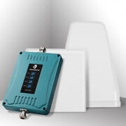 3g 4g Lte 700/850/1700/1900mhz Cell Phone Signal Booster Kit Improve Data Voice
